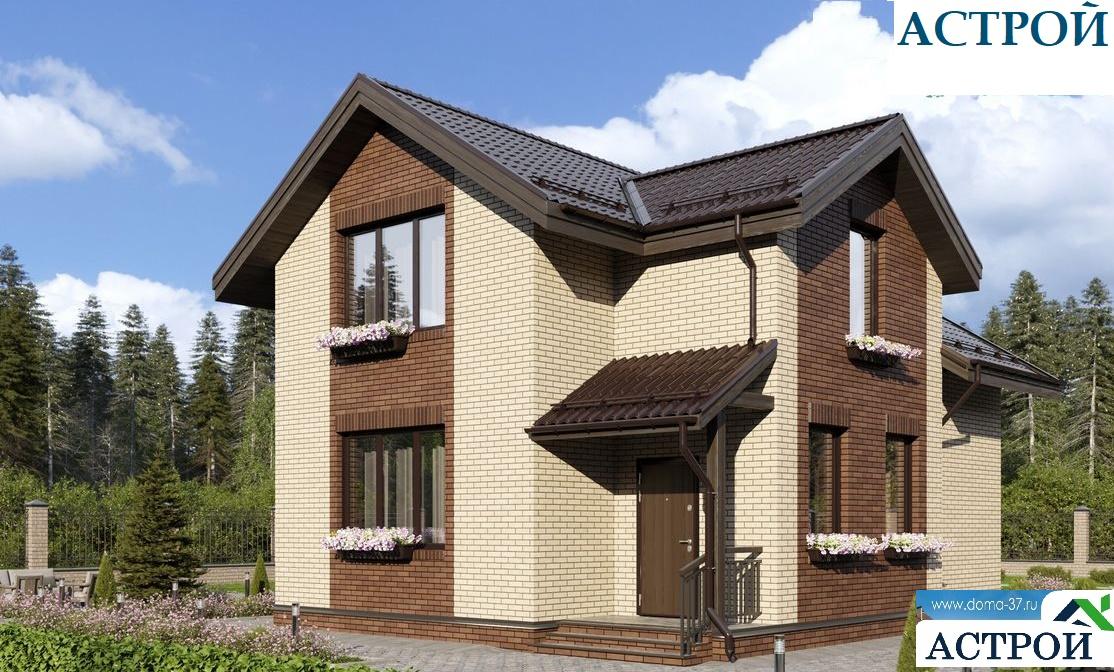 проекты строительство домов под ключ в иваново