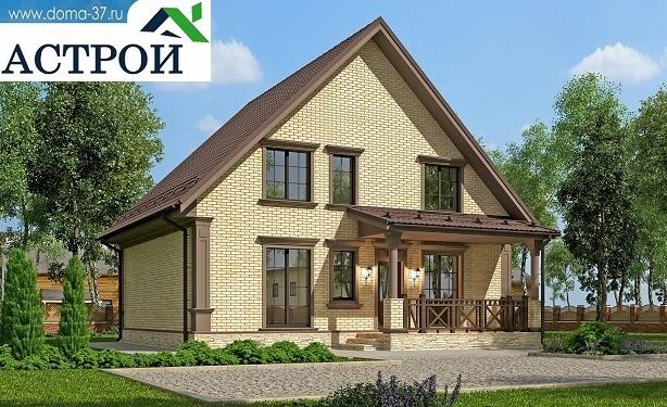 проекты домов строительство под ключ в Иваново