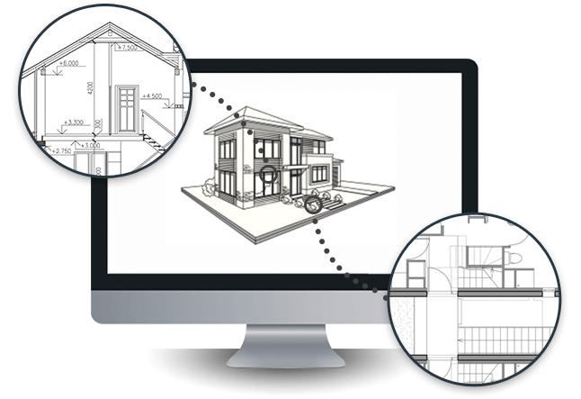 проекты домов проектирование домов коттеджей в иваново