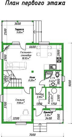 проекты домов строительство дома из кирпича керамический кирпич