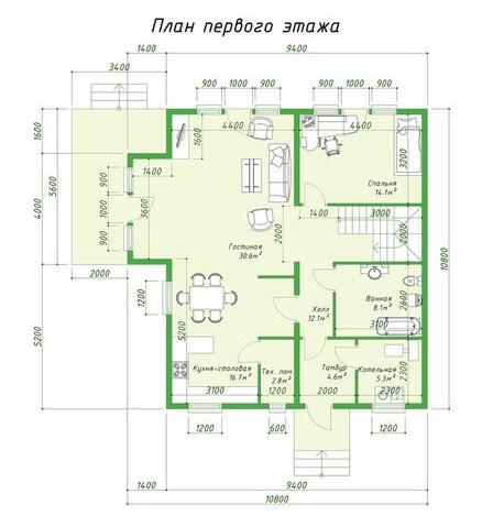 проекты домов Астрой