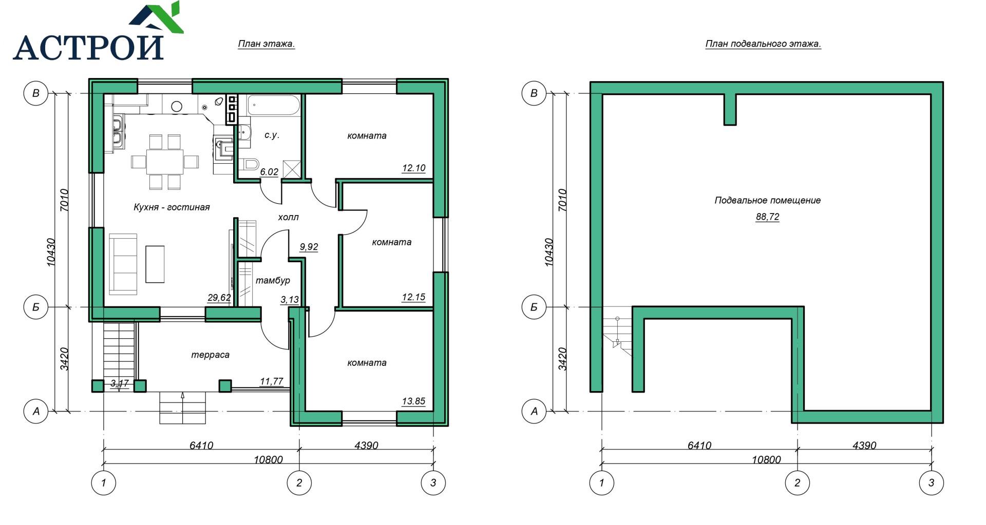 астрой проекты строительство домов