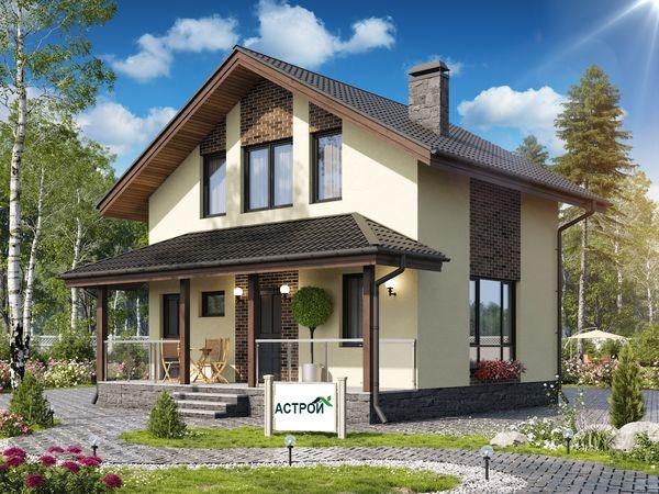 проекты домов строительство дома под ключ в иваново