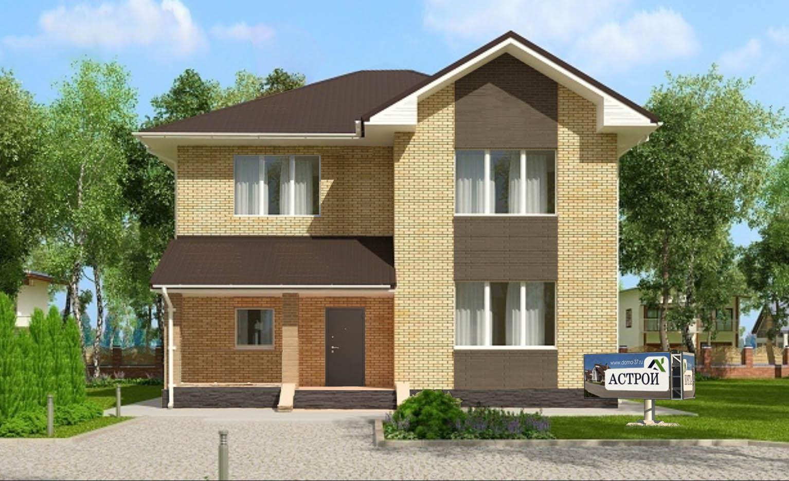 проекты домов строительство дома Иваново