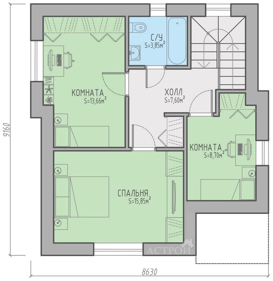 проекты строительство домов в иваново