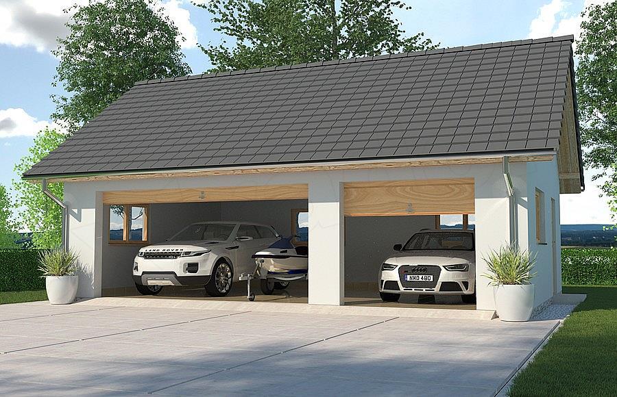 проекты гаражей строительство цены