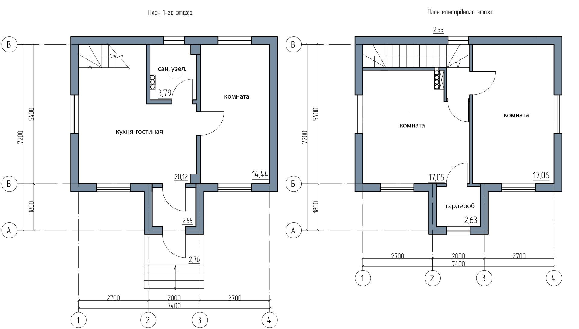 проект дома строительство дома под ключ в иваново