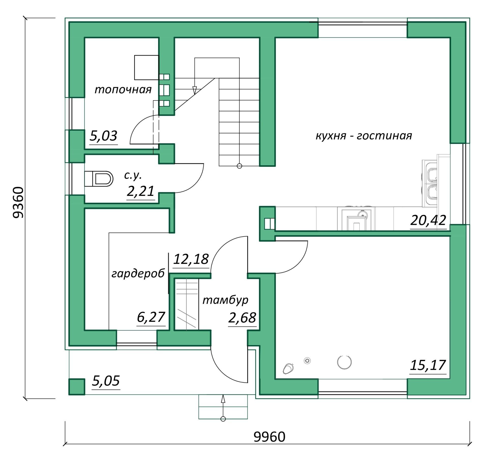Проекты домов строительство дома под ключ в иваново Астрой