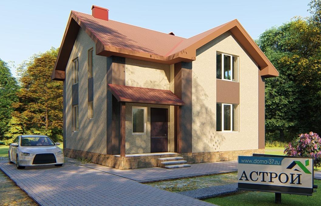 строительство домов проекты домов в иваново