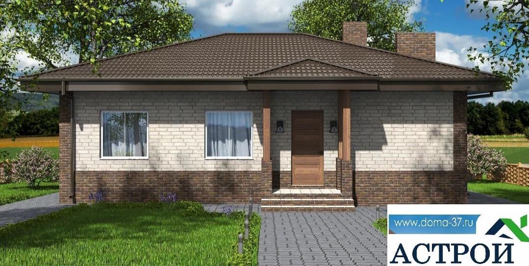 проекты домов строительство под ключ Иваново
